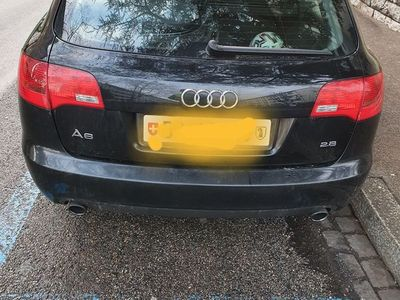 gebraucht Audi A6 Avant 2.8 V6 FSI