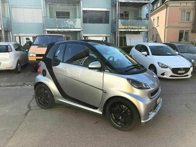 gebraucht Smart ForTwo Coupé Brabus Xclusive softouch