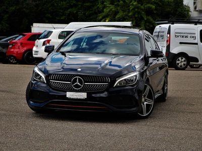 gebraucht Mercedes CLA250 Shooting Brake CLA-KlasseSport 4Matic 7G-DCT