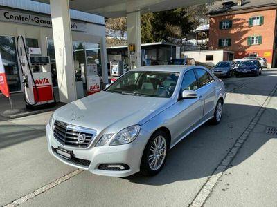 gebraucht Mercedes E350 E-Klasse Mercedes E350 4matic E-Klasse Mercedes4matic