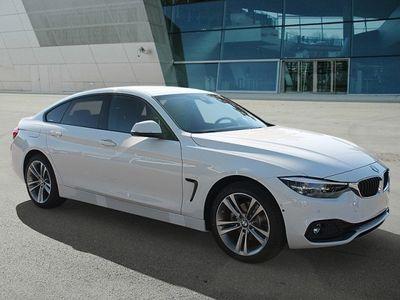 gebraucht BMW 420 d Gr.Cpé xDrive Sport
