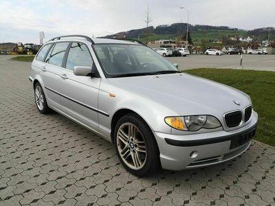 gebraucht BMW 330 3er xi Allrad