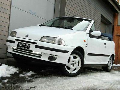 gebraucht Fiat Punto Cabriolet 90 ELX
