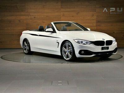 gebraucht BMW 435  i Cabriolet Sport Line Steptronic