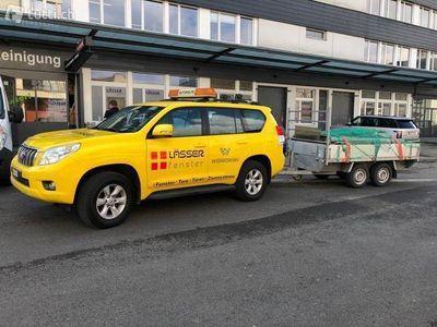 gebraucht Toyota Land Cruiser Autohilfe, frisch ab MFK, Motor revidier