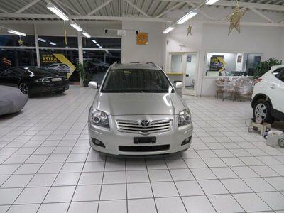gebraucht Toyota Avensis 1.8 VVT-i Linea Luna Sportswagon