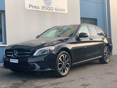 gebraucht Mercedes C220 C-Klassed Premium Avantgarde 4M 9G-Tronic