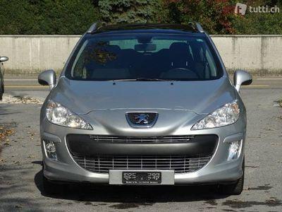 gebraucht Peugeot 308 SW 1.6 HDI Sport