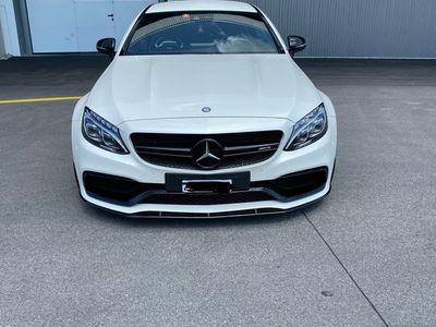 gebraucht Mercedes C63 AMG C-KlasseAMG S Coupé Edition 1