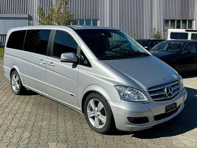 gebraucht Mercedes Viano 3.0 CDI Blue Efficiency Edition L A