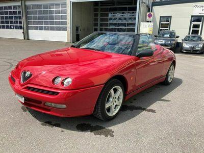 gebraucht Alfa Romeo Spider 2.0 TS 16V