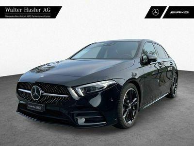 gebraucht Mercedes A250 4Matic AMG Line 4Matic 7G-DCT