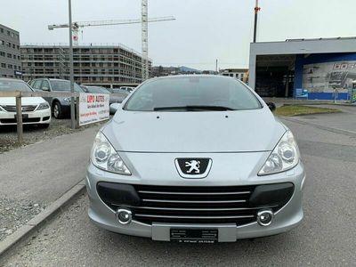 gebraucht Peugeot 307 CC  2.0 16V Black&Silver