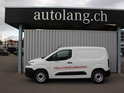 gebraucht Citroën Berlingo 1.5 HDi s/s Work