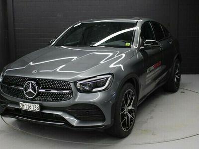 gebraucht Mercedes 300 GLC-Klasse GLC Coupéd AMG Line 4Matic 9G-Tronic