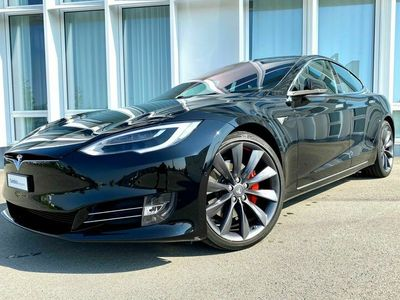 gebraucht Tesla Model S 100D PERFORMANCE / 772 PS Ludicrous Modus, Maximale Reichweite AP 3.0* FSD 21 Zoll