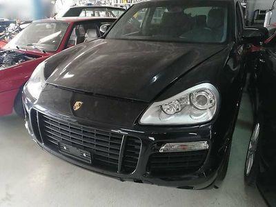 gebraucht Porsche Cayenne Turbo Cayenne Zu Verkaufen 500 PS