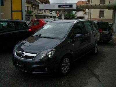 gebraucht Opel Zafira 1.8 16V Cosmo Easytr.