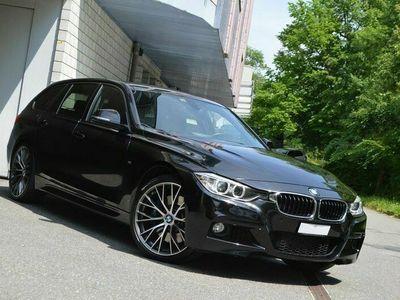 "gebraucht BMW 335  d xDrive Touring Steptronic M Sport I Euro 6 I Rückfahrkamera I Leder I Harman/Kardon I 20"" LM"