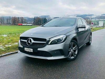 gebraucht Mercedes A220 d Sport Line 7G-DCT
