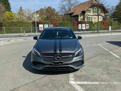 gebraucht Mercedes A220 A-KlasseAMG Line 4Matic 7G-DCT