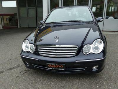 gebraucht Mercedes C230 Elégance