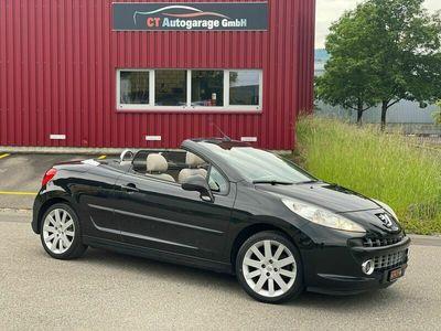 gebraucht Peugeot 207 CC 1.6 Turbo frisch ab MFK und ab Service