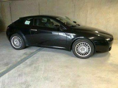 gebraucht Alfa Romeo Brera Brera 3.2 JTS V6 Q4 Sky Window3.2 JTS V6 Q4 Sky Window