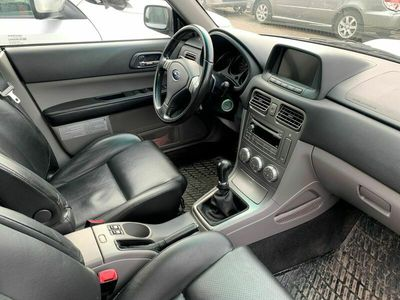 gebraucht Subaru Forester 2.5XT Club