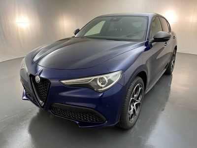 gebraucht Alfa Romeo Stelvio 2.0 Q4 Veloce