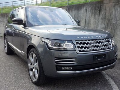gebraucht Land Rover Range Rover LWB 4.4 SDV8 Autobiography Automatic