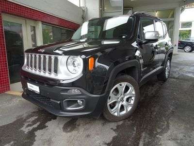 gebraucht Jeep Renegade 2.0 CRD Limited AWD + Low Range 9ATX