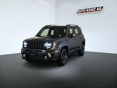 gebraucht Jeep Renegade 1.3 S AWD PHEV Plug-in Hybrid Aut.