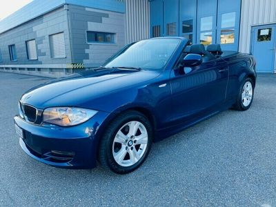 gebraucht BMW 118 Cabriolet 1er i Steptronic