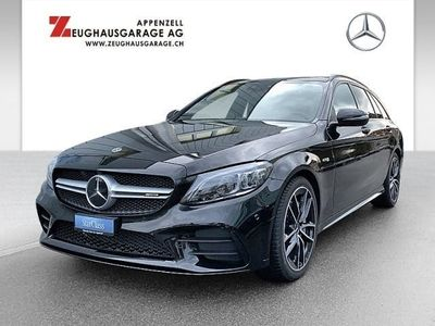 gebraucht Mercedes C43 AMG C-KlasseAMG 4Matic
