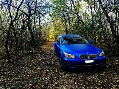 gebraucht BMW 525 5er e61 525xi Frisch ab Mfk 5er e61 xi Frisch ab Mfk