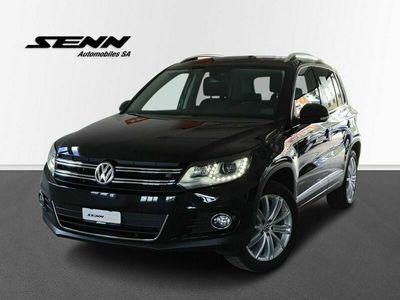 gebraucht VW Tiguan 2.0 TDI BMT Lounge 4Motion
