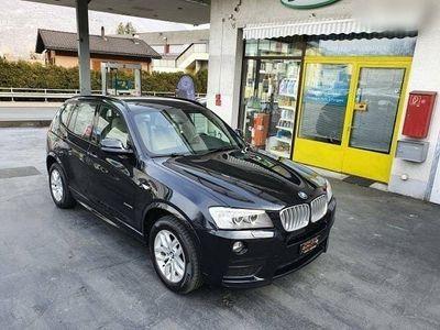 gebraucht BMW X3 xDrive 35i Steptronic (SUV/Fuoristrada)