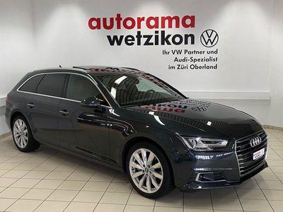 gebraucht Audi A4 Avant 3.0 TDI Design quattro S-tronic