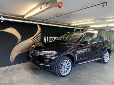gebraucht BMW X6 xDrive 40d Individual