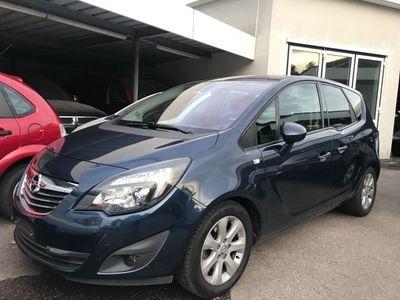 gebraucht Opel Meriva 1.4 Turbo Cosmo Automatic