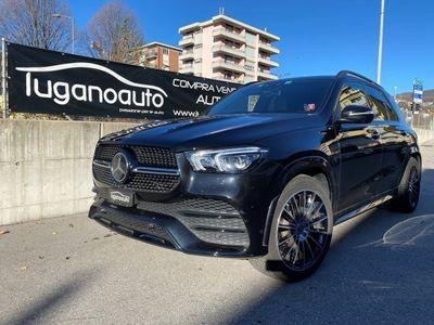 gebraucht Mercedes GLE450 AMG AMG Line 4Matic 9G-Tronic