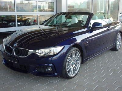 gebraucht BMW 435 i Cabriolet xDrive M Sport Steptronic