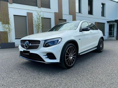 gebraucht Mercedes E350 GLC-Klasse GLC CoupéAMG Line 4Matic 7G-Tronic