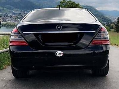 gebraucht Mercedes S320 S-KlasseCDI Lang Version