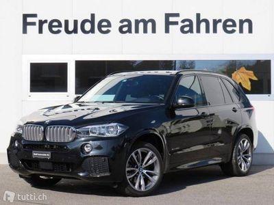 gebraucht BMW X5 xDrive 40d M-Sport 7-Plätze
