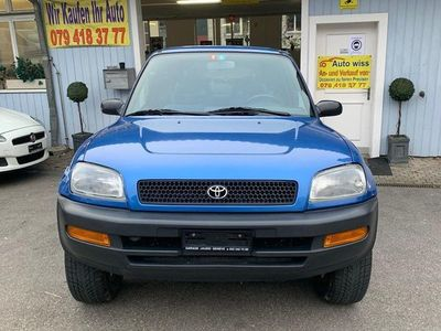 gebraucht Toyota RAV4 RAV4GX