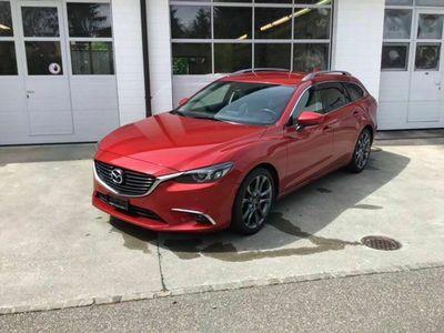 gebraucht Mazda 6 6 Sport Wagon 2.2 D HP RevolutionSport Wagon 2.2 D HP Revolution