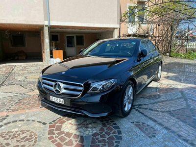 gebraucht Mercedes E220 E-Klasse Mercedes BenzAvantgarde 9G-Tronic