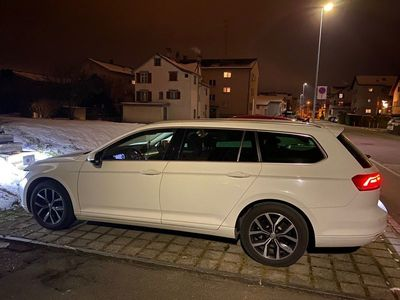 gebraucht VW Passat B8 2.0 TDI